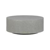WOOOD Salontafel 'Dean' Beton 80cm, kleur Grijs