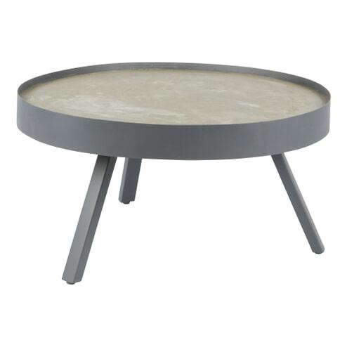 Woood Salontafel 'Skip' beton, 74cm