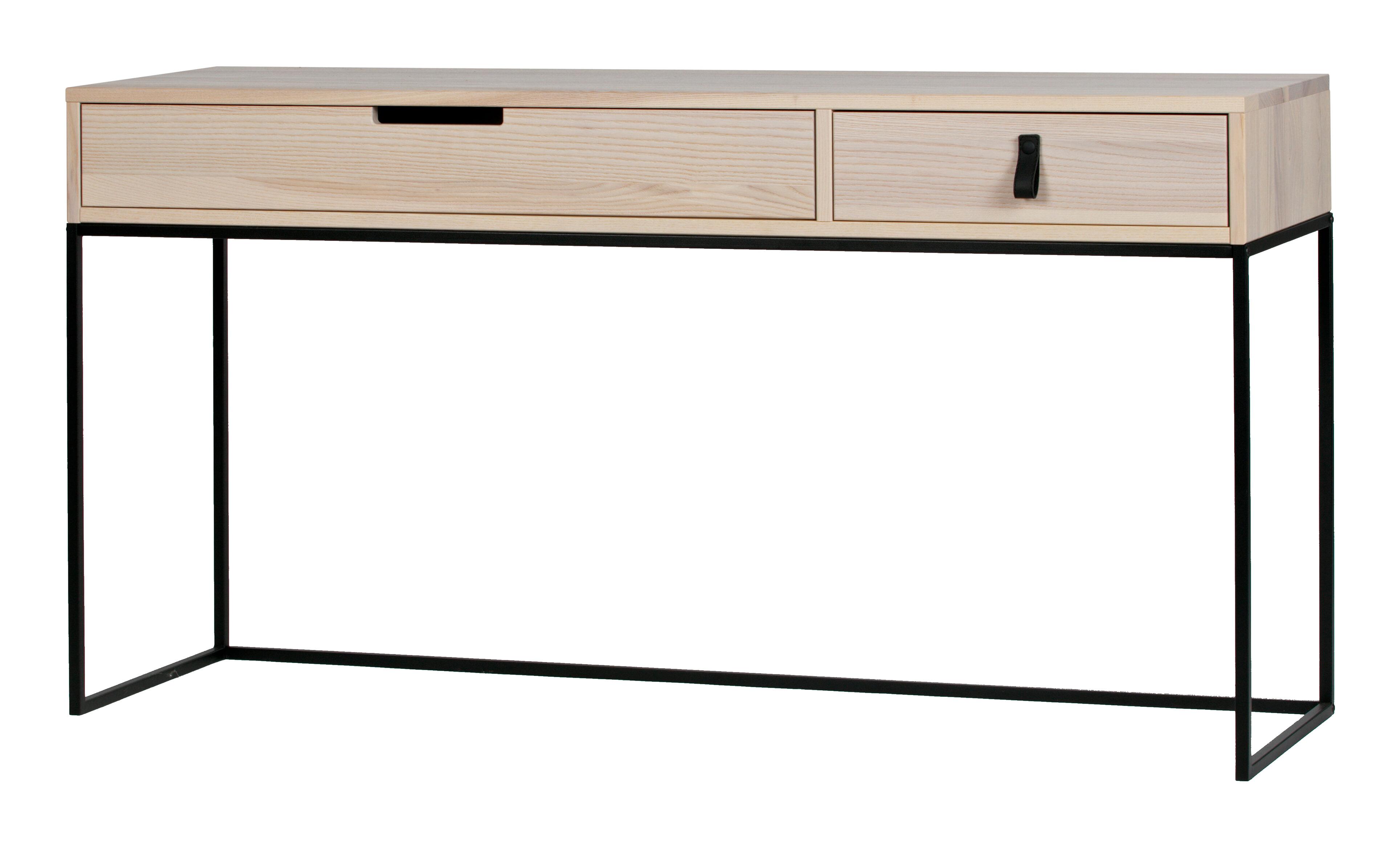 Kopen Side Table.Woood Side Table Silas 140cm Kleur Naturel Tafels