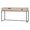 Woood Side-table 'Silas' 140cm, kleur naturel