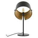 WOOOD Tafellamp 'Pien', kleur Zwart
