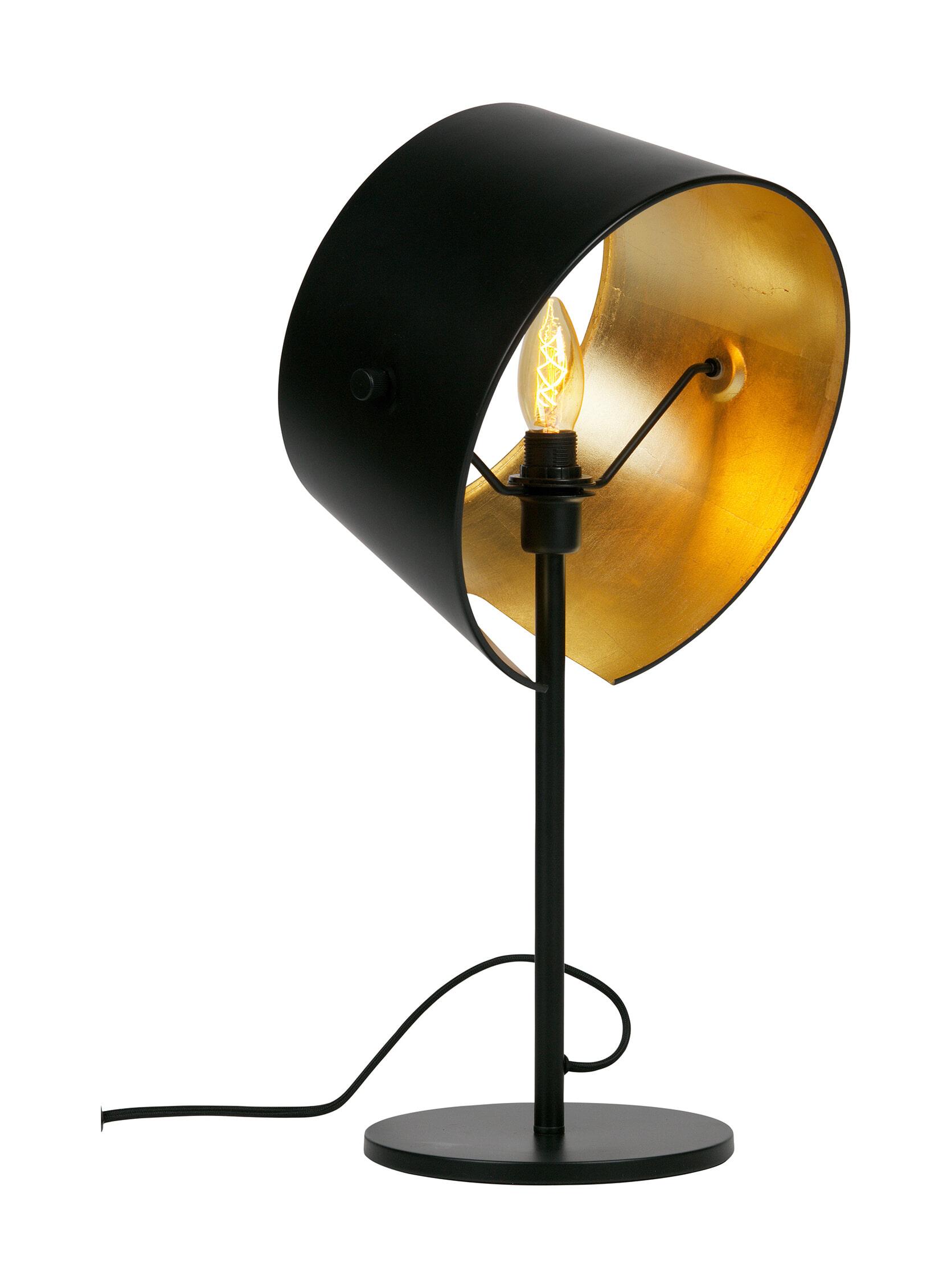 WOOOD Tafellamp 'Pien', kleur Zwart Metaal aanschaffen? Kijk hier!
