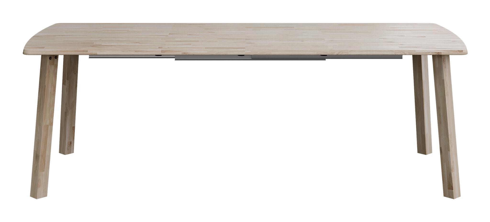 Uitschuifbare Eettafel 140.Woood Uitschuifbare Eettafel Lange Jan 85 X 140 220cm