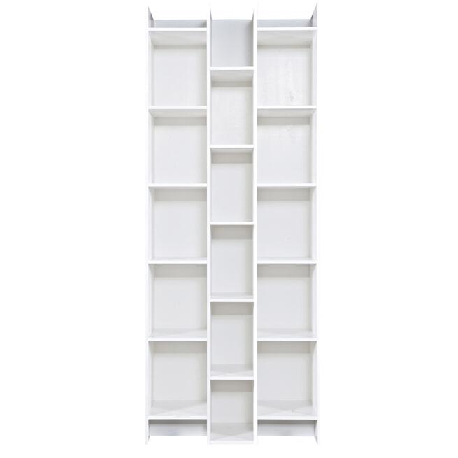 WOOOD Vakkenkast 'Expand', kleur wit