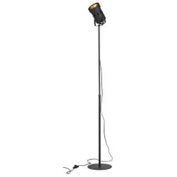 WOOOD Vloerlamp 'Bente', kleur Zwart