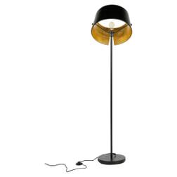 WOOOD Vloerlamp 'Pien', kleur Zwart