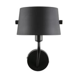 WOOOD Wandlamp 'Pien', kleur Zwart