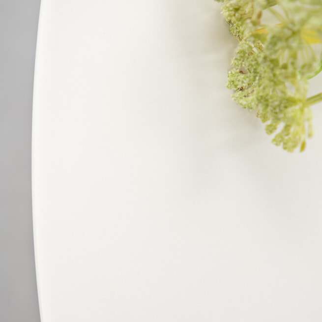 Ronde Eettafel 'Irena' 120cm, kleur wit