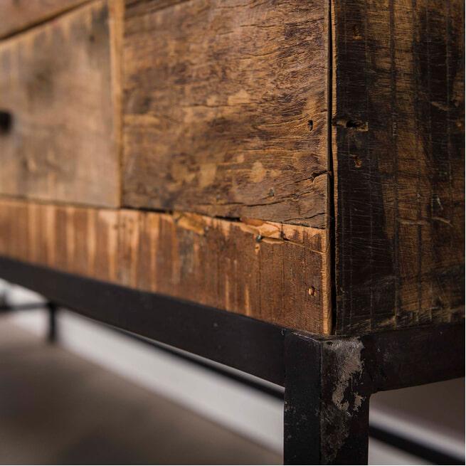 TV-meubel 'Lodge' 135cm, met 2 laden
