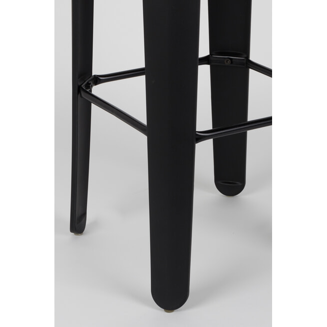 ZILT Barkruk 'Kole' (zithoogte 73cm)