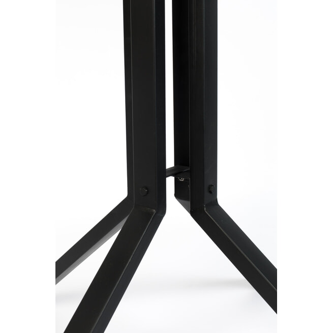 ZILT Bartafel 'Dinelson' 75 x 75cm, hoogte 93cm