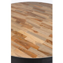 ZILT Bartafel 'Enjer', kleur naturel 75cm hoogte 93cm