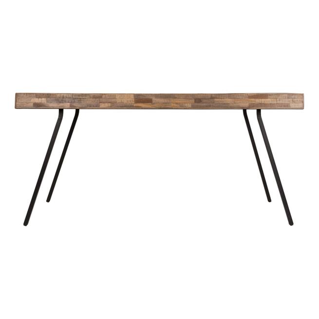 ZILT Eettafel 'Raudel' 160 x 78cm