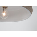 ZILT Hanglamp 'Eduardo' beton 33,5cm