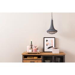 ZILT Hanglamp 'Mime' kleur grijs