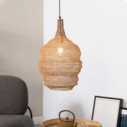 ZILT Hanglamp 'Toke' Medium kleur goud