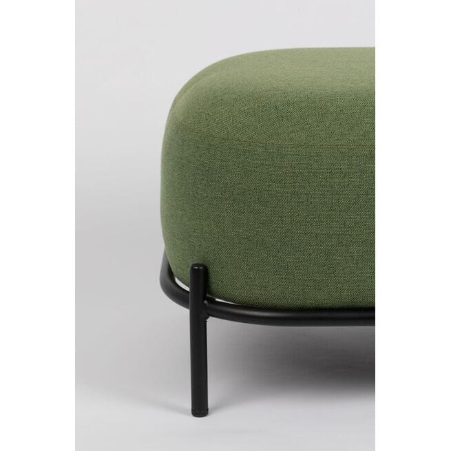 ZILT Hocker 'Joanna, kleur Groen
