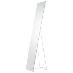 ZILT Staande Spiegel 'Xander' 147.5 x 30.5cm, kleur Wit