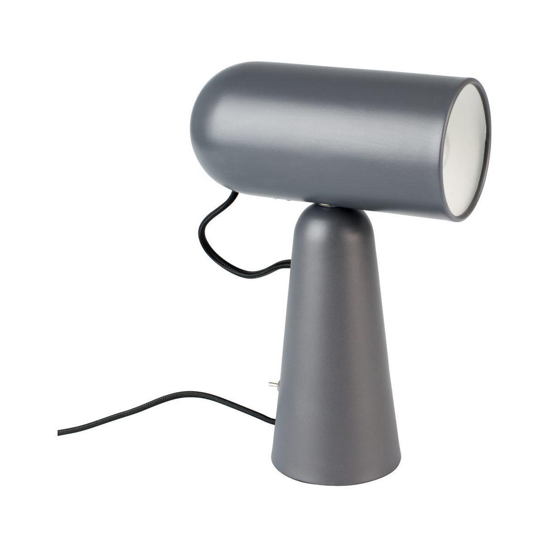 ZILT Tafellamp 'Pil', kleur Donkergrijs
