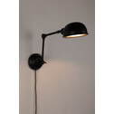 ZILT Wandlamp 'Yasmany', kleur Zwart