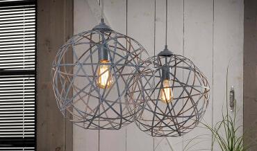 Sfeervolle hanglampen bij Meubelpartner!